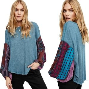 Free People Tops - We The Free | Blossom Balloon Sleeve Thermal